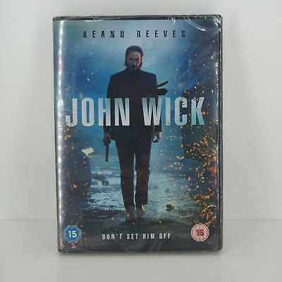 John Wick DVD - New and Sealed Fast and Free Delivery