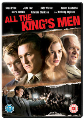 All The King's Men DVD New & Sealed