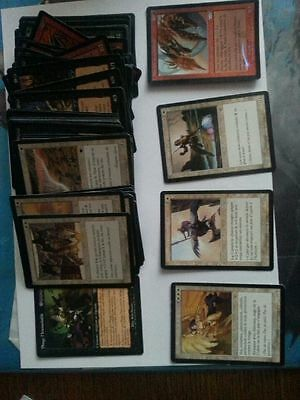 Set complet carte MAGIC Edition  Legions (145/145)