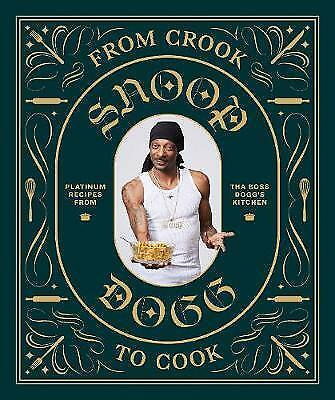 "From Crook to Cook by Snoop Dogg .. ""PDF"" ⭐Download Link⭐"