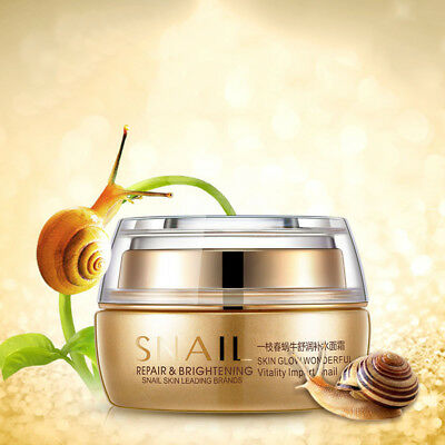 Snail Extract Face Cream Facial Deep Anti-aging Skin Treatment Net Weight 50g