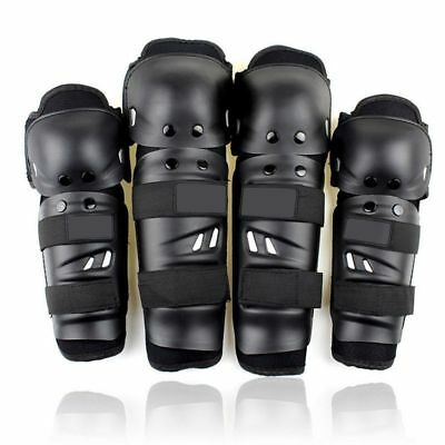 Motorcycle Bike Racing Body Armor Gear Guard Protector Knee Pads And Elbow Pads