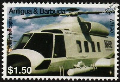 NHIndustries NH90 Military Utility / Multirole Helicopter Aircraft Stamp #1