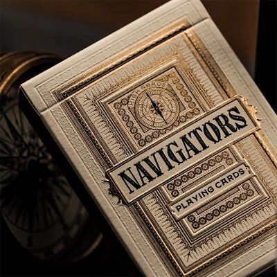Navigators Playing Cards Theory 11 Just Released 2019 USPCC Premium Quality