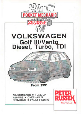 Golf Mk3 Manual Pdf