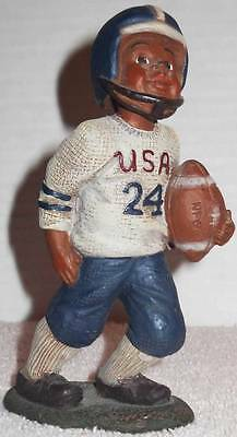 VINTAGE 1990s SARAH'S ATTIC  LIMITED EDITION FOOTBALL PLAYER 229 OF 2000.
