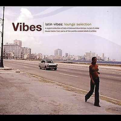 Latin Vibes, Vol. 1: Lounge Selection [Digipak] by Various Artists (CD,...