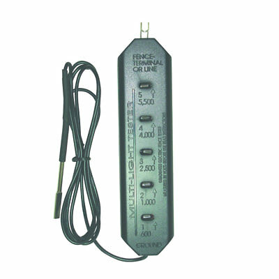 Field Guardian 5 Lamp Tester for electric fence  660065  814421013668
