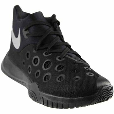 de29b9a84713 NIKE ZOOM HYPERQUICKNESS 2015 Basketball Shoes - Black - Mens ...
