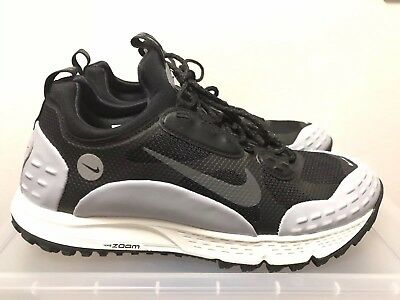 ee185ea8056ba NIKE AIR ZOOM Albis 16  ACG Trail Shoes 904334-001 Black Graphite Sz ...