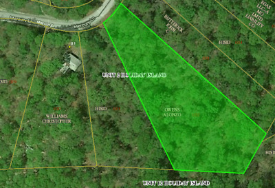 1.36 Acre land in Carroll County AR UP FOR AUCTION!!