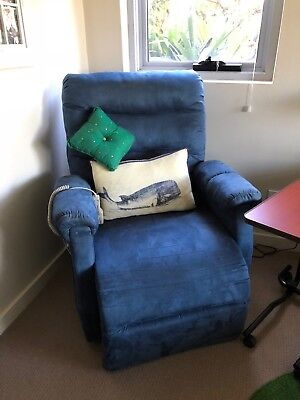 Power Lift Chair Pride C6 Blue -6 Mths Old Excellent Condition
