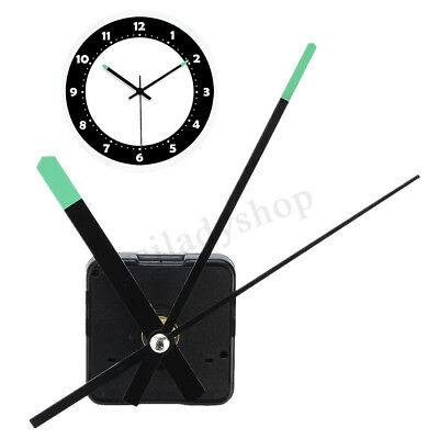 BRICOLAGE de Quartz horloge mouvement mécanisme Battery Powered Repair Kit mains