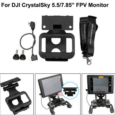 For DJI MAVIC 2 To CrystalSky Monitor 5.5//7.85inAdapter Charger Charging Cable