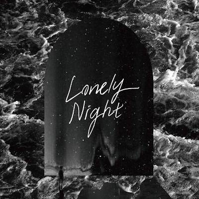 KNK - Lonely Night CD+Photobook+Photocard+Folded Poster+Tracking no.