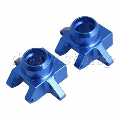 2PCS Aluminum Alloy Rear Hub Carrier 112002 for FS RC1:5 Off Road Car