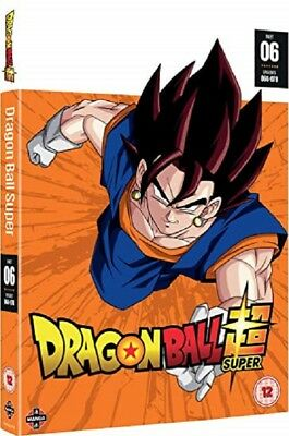 Dragon Ball Super Part 6 Six New DVD