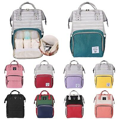 Mummy Maternity Nursing Bag Diaper Bags Baby Care Travel Backpack Satchel Totes