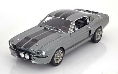 1:18 Greenlight Ford Mustang Shelby GT500 Eleanor Gone in 60 Seconds