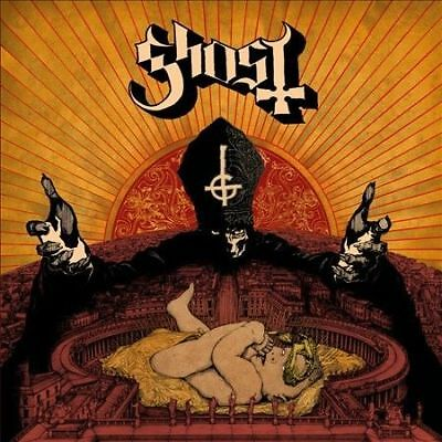 GHOST **Infestissumam **BRAND NEW RECORD LP VINYL