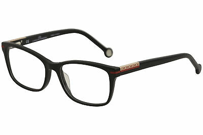 22e58703ff0 CH Carolina Herrera Eyeglasses VHE729K VHE 729K 0700 Black Optical Frame  53mm