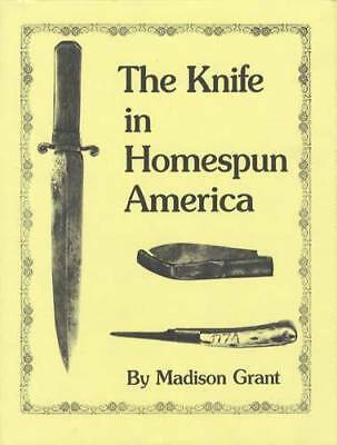 Early Primitive Knife ID Guide American & Indian Knives