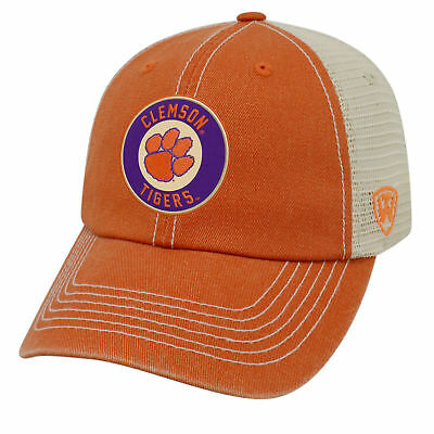 Clemson Tigers Official NCAA Adjustable Haven Hat Cap by Top of the World 041513