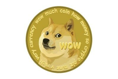 50 Dogecoin directly into your wallet within an hour of purchasing