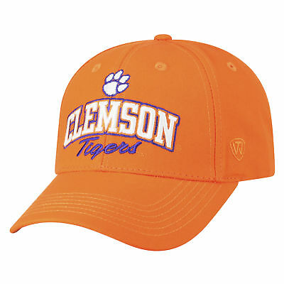 Clemson Tigers Official NCAA Adjustable Advisory Hat Cap by Top of the World