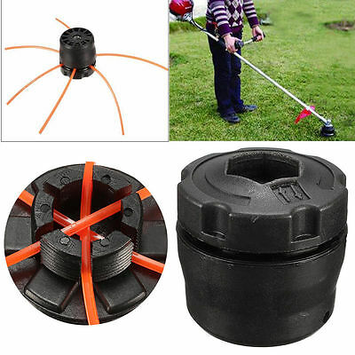 Universal Double Line Trimmer Head Bobbin Set For Gasoline Brush Cutter Lawn