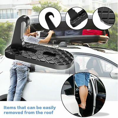 Vehicle Latch Access Roof Of Car Door Give You a Step To Easily Rooftop Doorstep