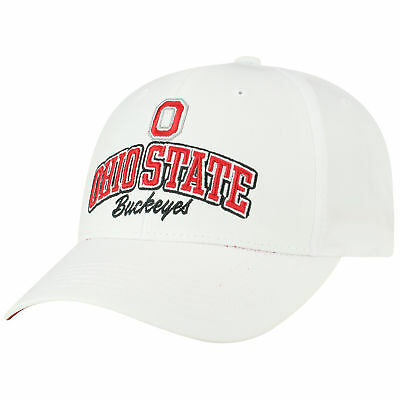 buy popular 06368 13a85 Ohio State Buckeyes Official NCAA Adjustable Advisory Hat Cap Top of the  World