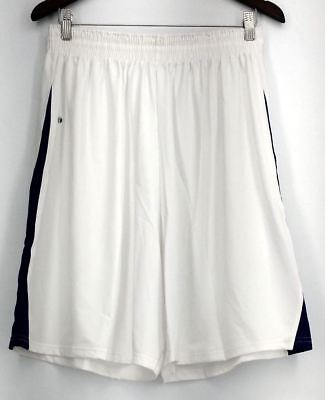 a0059723a56 Holloway 2XL (XXL) Pull On Elastic Waist Draw String Men s Shorts White  Womens