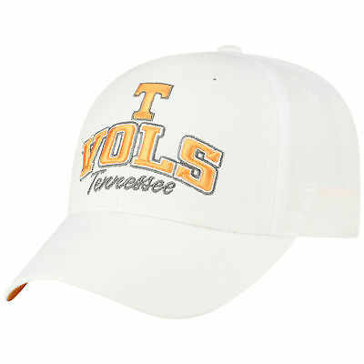 online store ba430 2f62c Tennessee Volunteers Official NCAA Adjustable Advisory Hat Cap Top of the  World