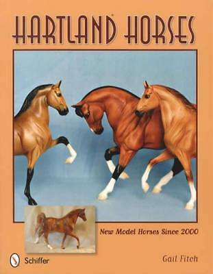 Hartland Toy Horses Collector ID Guide 2000 Up Saddlebreds, Quarter, Walkers Etc