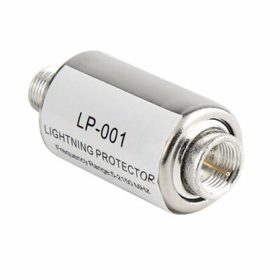 5-2150MHz Lightning Arrester Low Insertion Loss Surge Protecting DevicesTools