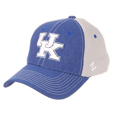 more photos 399be 23d9c Kentucky Wildcats Official NCAA Clash X-Large Hat Cap by Zephyr 682562