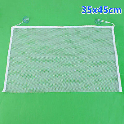 Kids Baby Shower Bath Toys Tidy Storage Bag Mesh Organiser Net Pouch Suction Cup
