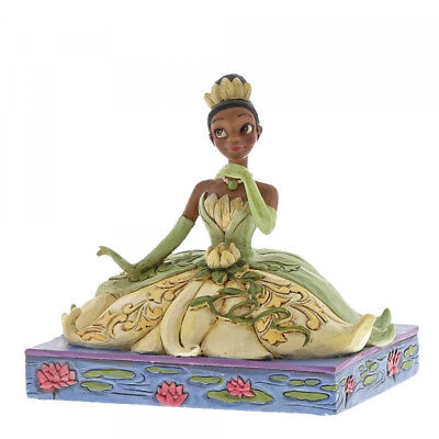 Disney Traditions Tiana Be Independent Figurine 6001279 *** NEW 2019 RANGE ***