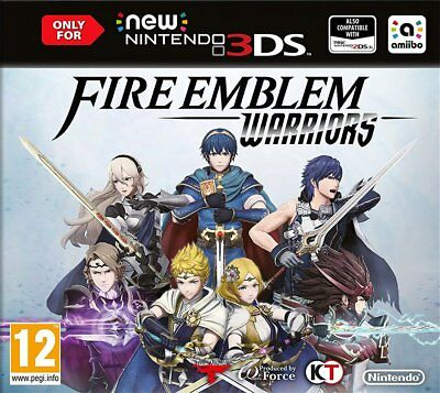 Fire Emblem Warriors (3DS)  BRAND NEW AND SEALED - IN STOCK - QUICK DISPATCH