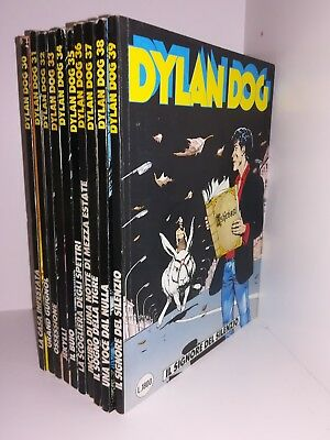 Dylan Dog Originali Prima Edizione Sequenza Completa 30/39  Affare! No Bollino!
