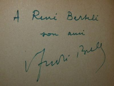 BRETON Point du jour FIRST EDITION INSCRIBED COPY 1934