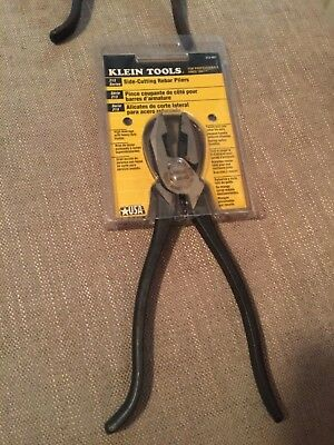 "KLEIN D213-9ST 9"" Ironworkers High leverage Pliers"