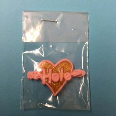 HOLE Clip-On Glitter Barrette 1994 Tour Live Through This COURTNEY LOVE