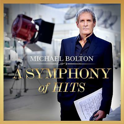 MICHAEL BOLTON  A Symphony Of Hits (Album 2019) CD   NEU & OVP 08.02.2019