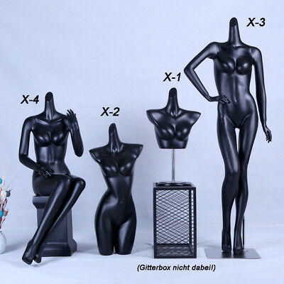Mannequin New NFC-7W Matte White With Head Woman Elegant Abstract Female