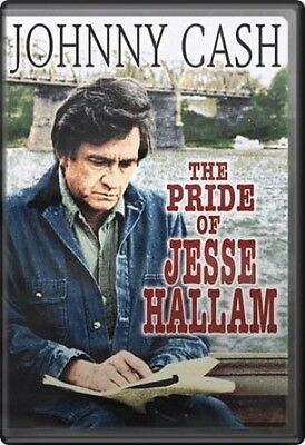 The Pride of Jesse Hallam DVD 2010 Version Johnny Cash NEW