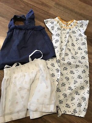 Girl's *~*SEED HERITAGE *~* Play suit Top COUNTRY ROAD    Size 2