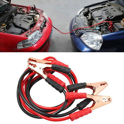Car Jump Start Leads Jumper 12v Booster Cables 500AMP BOOSTER CABLE START NEWLY