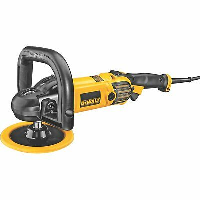 "Dewalt 7"" / 9"" High Performance Electronic Polisher Soft Start 110V DWP849X"